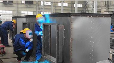 粉尘废气设备制作安装
